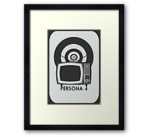 Persona 4 Framed Print