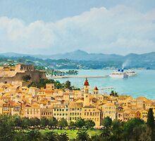 Memories of Corfu by kirilart