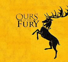 Ours is the Fury by Jim Princivalle