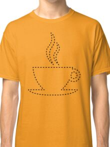 coffee cut out Classic T-Shirt