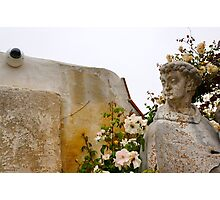 San Carlos de Carmelo Mission #21 (God Is Watching) Photographic Print