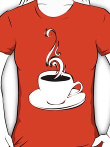 coffee curls T-Shirt