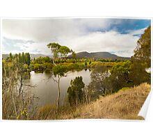 Derwent River, Tasmania #3 Poster