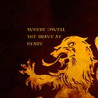 Gryffindor by Jim Princivalle