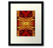 XVI - The Tower Framed Print