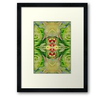 III - The Empress Framed Print