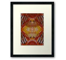 VI - The Lovers Framed Print
