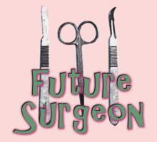 Future Surgeon Kids Clothes