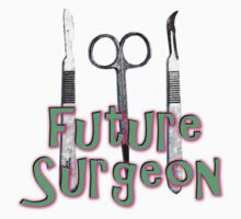 Future Surgeon by BeeJayKayLee