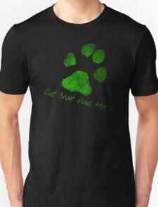 Cat Noir Was Here Unisex T-Shirt