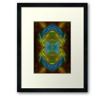 XXI - The Universe Framed Print