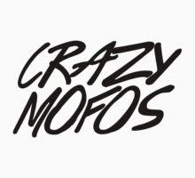 Crazy Mofos 2 by wandairekushon