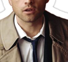 Castiel doesn't understand your reference Sticker