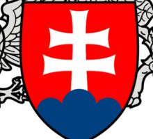 Coat of Arms of Slovakia Sticker