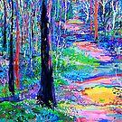 By Blackbutt Creek by Kerry  Thompson