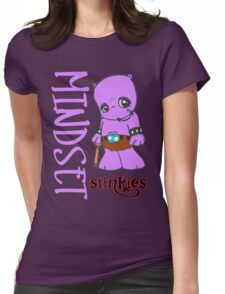 Stinkies Mindset Womens Fitted T-Shirt
