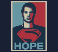 Superman Hope Poster by cbrothers