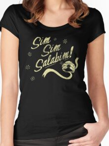 Sim Sim Salabim! Women's Fitted Scoop T-Shirt