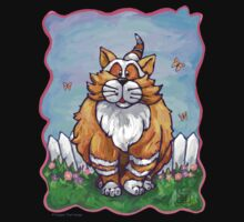 Animal Parade Ginger Cat Kids Clothes