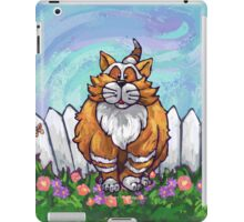 Animal Parade Ginger Cat iPad Case/Skin