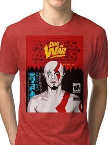 Dog of War (Ashes to Ashes) Tri-blend T-Shirt