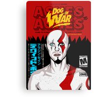 Dog of War (Ashes to Ashes) Metal Print