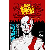 Dog of War (Ashes to Ashes) Photographic Print