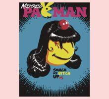 Mistress Pac Man Kids Tee