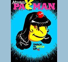 Mistress Pac Man Unisex T-Shirt