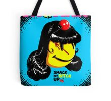 Mistress Pac Man Tote Bag