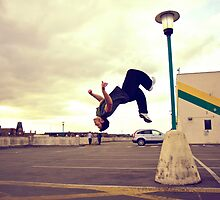 Flash Kick (Parkour/Free Running) by Will J Carman