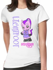 Stinkies Lightfoot Womens Fitted T-Shirt