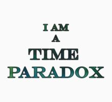 A time paradox... by ilmagatPSCS2