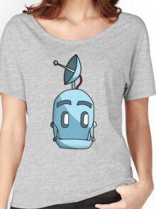 Robot head Women's Relaxed Fit T-Shirt