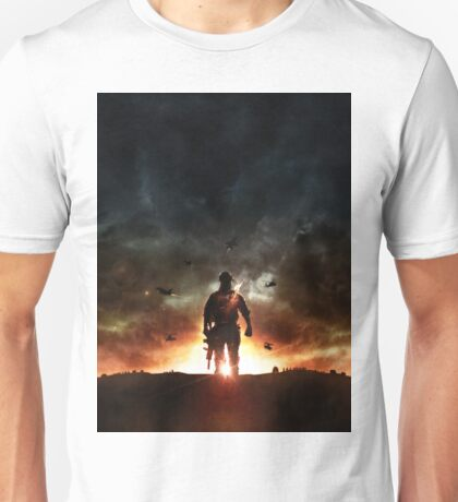 BattleField - Photo only Unisex T-Shirt