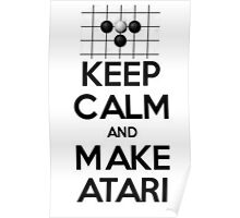 Make Atari Poster