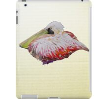 resting pelican iPad Case/Skin