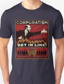Corporatism T-Shirt