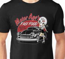 Motor Age Fast Food Unisex T-Shirt
