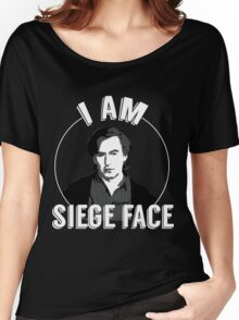 I am SIEGE FACE! Women's Relaxed Fit T-Shirt