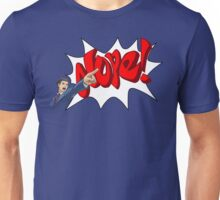 Phoenix Wright - NOPE! Unisex T-Shirt
