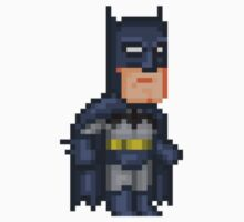 Batman Pixel Figure by Pixelfigures