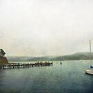 Pier  by Anne  McGinn