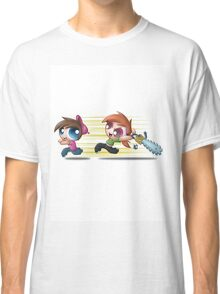 Things Timmy Turner can do with chainsaw Classic T-Shirt