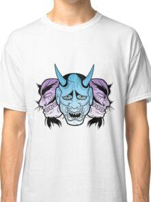 Noh Masks Classic T-Shirt