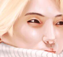 Cozy Taekwoon Sticker