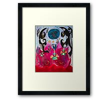 Baby Dragons Adventure Framed Print