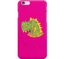Dinopunk iPhone Case/Skin
