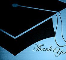 graduate thank you  by maydaze