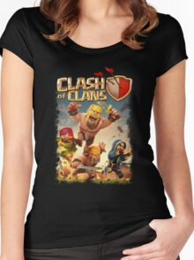 COC War Women's Fitted Scoop T-Shirt